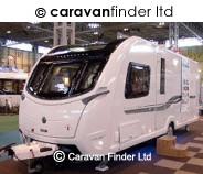 Bessacarr Cameo 580 2016 caravan