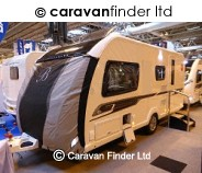 Bessacarr By Design 525 2017 caravan