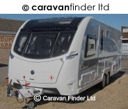 Bessacarr By Design 645 2017 caravan