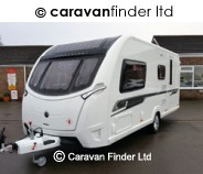 Bessacarr By Design 525 2018 caravan