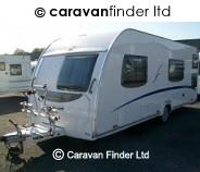 Burstner BELCANTO 500 TS 2007 caravan