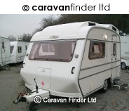 Carlight Commander 112 1984 caravan