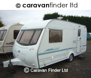 Coachman Amara 450 2000 caravan