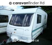 Coachman Pastiche 460 2001 caravan