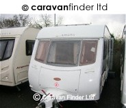 Coachman Amara 580 2002 caravan