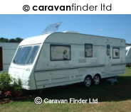 Coachman Laser 590 2004 caravan