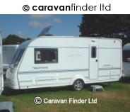 Coachman Pastiche 470 2005 caravan