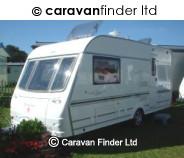 Coachman VIP 460 2005 caravan