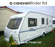 Coachman Vip 520/4 2006 caravan