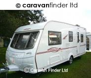 Coachman Pastiche 540 2007 caravan