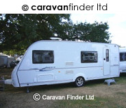 Coachman Amara 560 2008 caravan