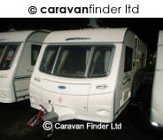 Coachman Golden Laser 640 2009 caravan