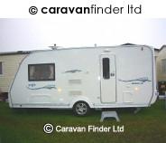 Coachman VIP 460 2009 caravan