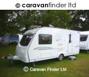 Coachman Wanderer 15/2 2010 caravan