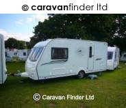 Coachman Pastiche 470 2010 caravan