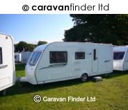 Coachman Pastiche 520 2010 caravan