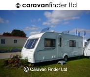 Coachman Pastiche 560 2010 caravan