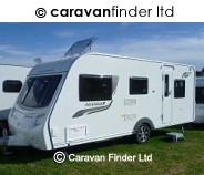 Coachman Amara 550 2011 caravan