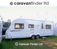 Coachman Laser 655 2011 caravan