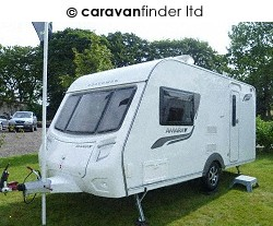 Used Coachman Amara 450 2012 touring caravan Image