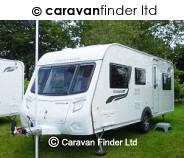 Coachman Amara 570 2012 caravan