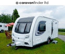 Coachman Pastiche 460 2012  Caravan Thumbnail