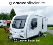 Coachman Pastiche 460 2012 caravan