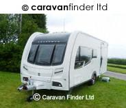 Coachman VIP 520 2012 caravan