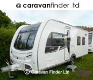 Coachman VIP 545 2013 caravan