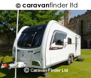 Coachman Laser 620 2014 caravan