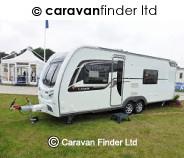 Coachman Laser 640 Highlander 2014 caravan