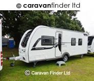 Coachman Pastiche 545 2014 caravan