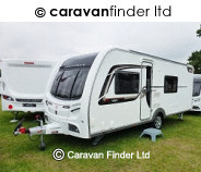 Coachman VIP 560 2014 caravan