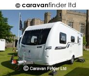 Coachman Vision 520 2014 caravan