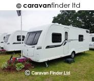 Coachman Vision 565 caravan
