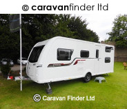 Coachman wanderer 19/5 lux .Vision... 2014 caravan