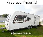 Coachman Laser 620 2015 caravan