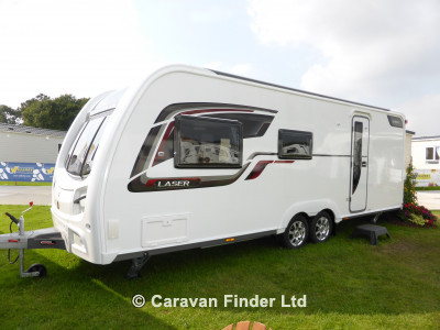 Used Coachman Laser 620 2015 touring caravan Image