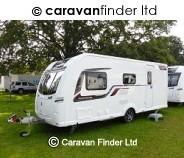 Coachman Pastiche 520 2015 caravan