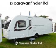 Coachman Pastiche 575 2015 caravan