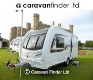 Coachman VIP 460 2015 caravan