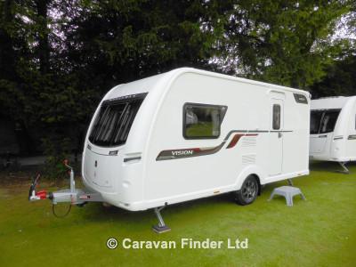 Coachman Vision 450 2015  Caravan Thumbnail