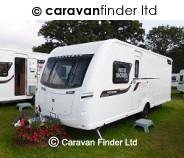 Coachman Vision 575 2015 caravan