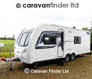 Coachman Laser 640 2016 caravan