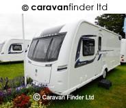 Coachman Pastiche 575 2016 caravan