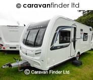 Coachman VIP 565 2016 caravan