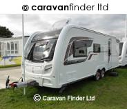 Coachman Laser 620 2017 caravan