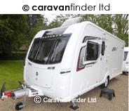 Coachman Pastiche 575 2017 caravan