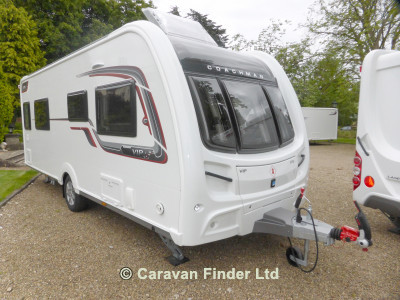 Coachman VIP 575 2017  Caravan Thumbnail