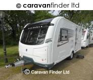 Coachman VIP 460 2018 caravan